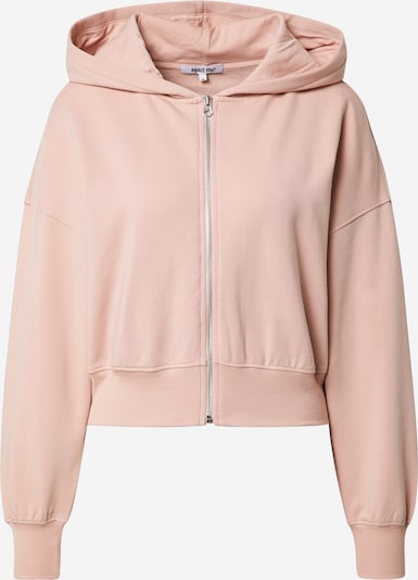 ABOUT YOU Sweat jacket 'Rea' in Pink, Item view