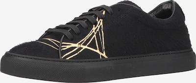 Living Kitzbühel Sneaker in gold / schwarz, Produktansicht