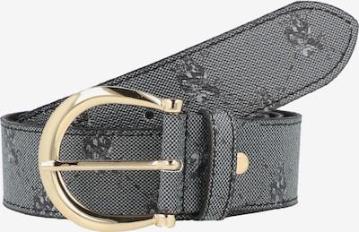 U.S. Polo Assn. Riem in de kleur Grijs, Productweergave