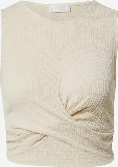 LeGer by Lena Gercke Top 'Amelia' in beige / creme, Produktansicht