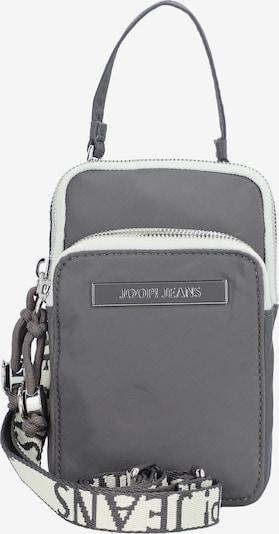 JOOP! Jeans Handytasche in grau / weiß, Produktansicht