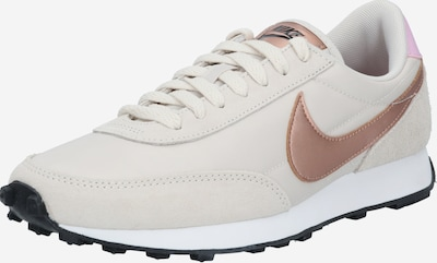 Nike Sportswear Sneakers low 'Nike DBreak' in Light beige / Bronze, Item view
