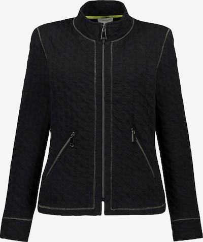 Gina Laura Jacke in schwarz, Produktansicht