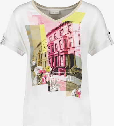 GERRY WEBER Shirt in de kleur Gemengde kleuren / Wit, Productweergave