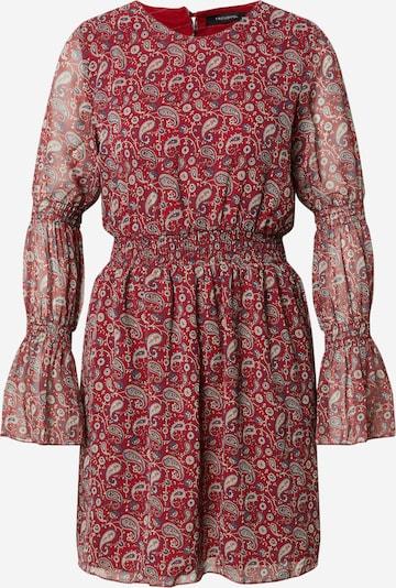 Trendyol Kleid in mischfarben / weinrot, Produktansicht