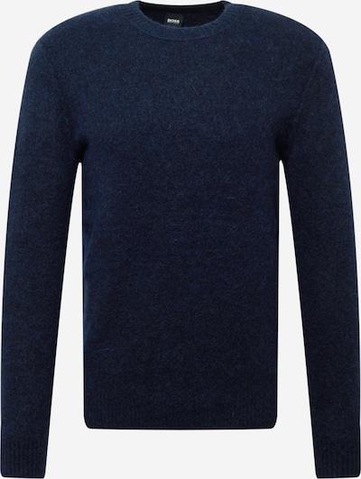 BOSS Casual Sweater 'Aketch' in Dark blue, Item view