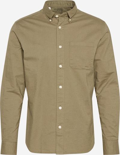 SELECTED HOMME Hemd in khaki, Produktansicht