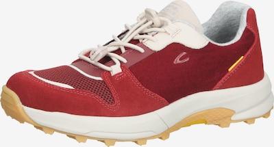 CAMEL ACTIVE Sneakers in Orange / Dark red / White, Item view