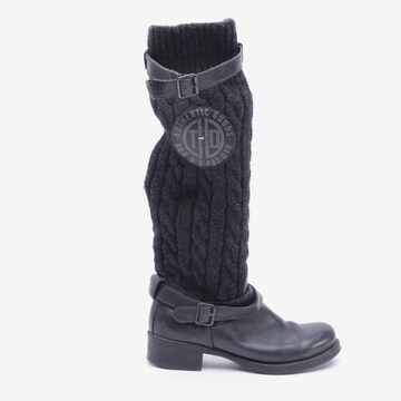Tommy Jeans Dress Boots in 39 in Black