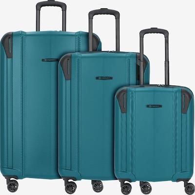 Franky Kofferset in blau, Produktansicht