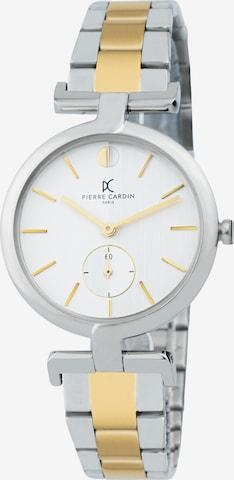 PIERRE CARDIN Uhr in Silber
