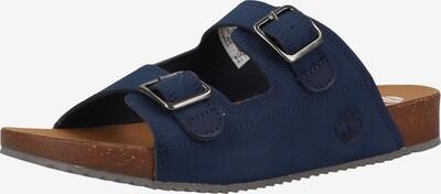 TIMBERLAND Pantoletten in blau, Produktansicht