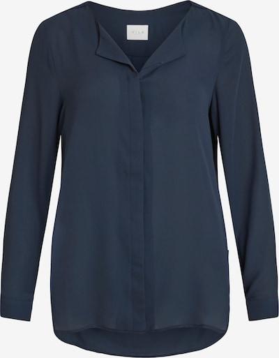 VILA Blouse in de kleur Blauw, Productweergave