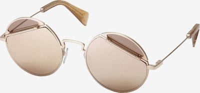 Yohji Yamamoto Eyewear Sonnenbrille 'YY7029-913' in gold, Produktansicht