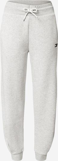 Tommy Sport Športové nohavice 'BOYFRIEND' - svetlosivá / biela, Produkt