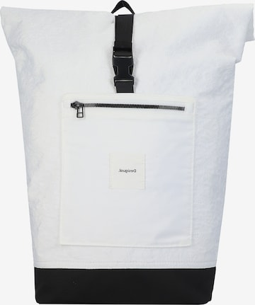Desigual Rucksack in Weiß