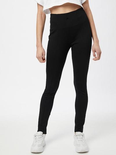 VERO MODA Leggings 'FRONA' in schwarz, Modelansicht