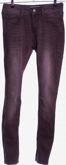 FREEMAN T. PORTER Röhrenjeans in 27-28 in lila, Produktansicht
