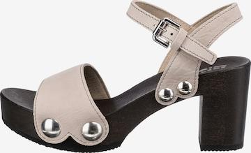 SOFTCLOX Sandalette in Grau