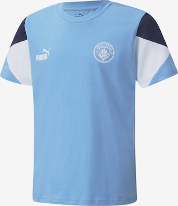 PUMA T-Shirt in Blau