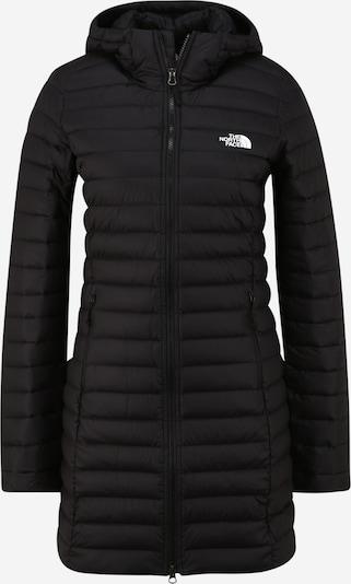 THE NORTH FACE Sportovní bunda - černá / bílá, Produkt
