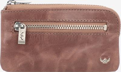 GOLDEN HEAD Schlüsseletui 'Tosca' in taupe, Produktansicht