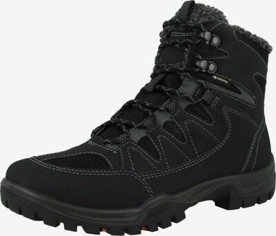 ECCO Boots 'Xpedition III' in de kleur Grijs / Zwart, Productweergave