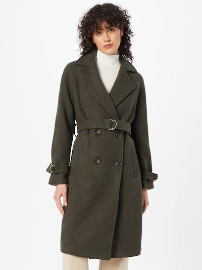 ABOUT YOU Mantel 'Lavina' in dunkelgrün, Modelansicht