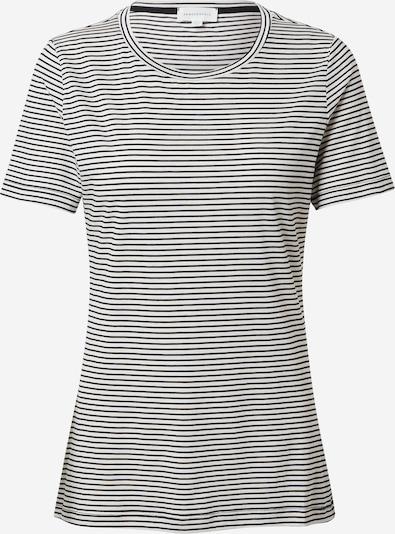 ARMEDANGELS Camiseta 'LIDIAA' en negro / blanco, Vista del producto