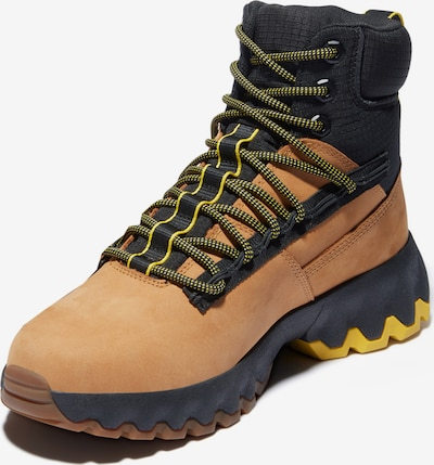 TIMBERLAND Lace-up boots 'GS Edge Boot WP - Greenstride' in Light brown, Item view
