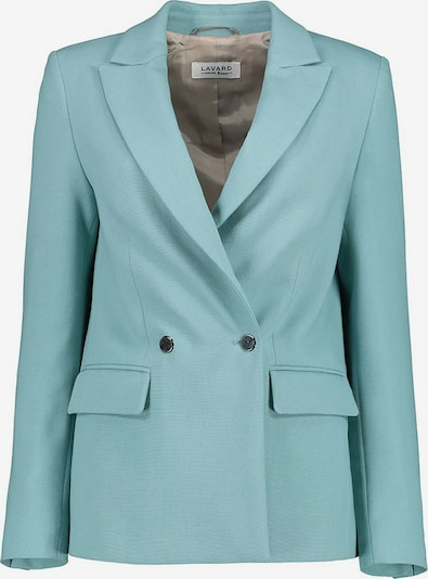 Lavard Zweireihiger Damenblazer mit einem geraden Schnitt in smaragd, Produktansicht