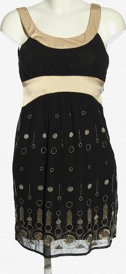 Bardot Dress in M in Gold / Black, Item view