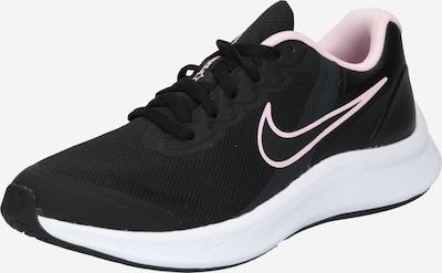 NIKE Sportschuh 'Star Runner 3' in rosa / schwarz, Produktansicht
