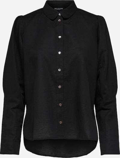 SELECTED FEMME Hemd in schwarz, Produktansicht