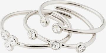 Pilgrim Ring 'Kamari' i sølv