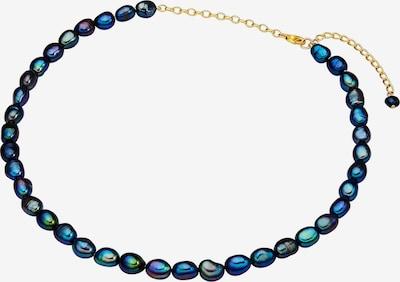 Valero Pearls Perlen-Kette in blau, Produktansicht