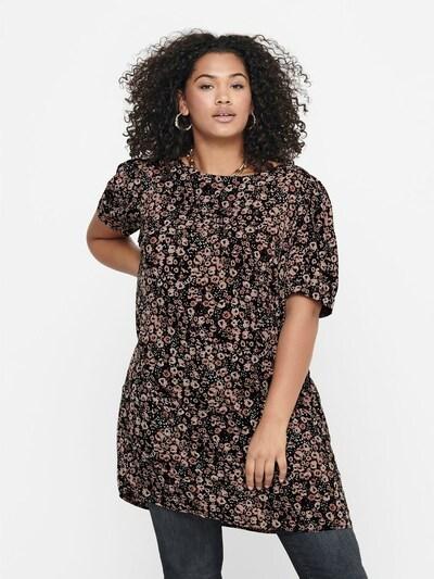 ONLY Carmakoma Kleid in mischfarben, Modelansicht