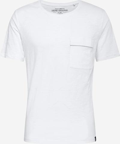 SHINE ORIGINAL Shirt in offwhite, Produktansicht