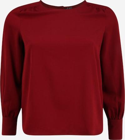 Palaidinė iš Vero Moda Curve , spalva - tamsiai raudona, Prekių apžvalga