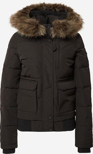 Superdry Ziemas jaka 'Everest', krāsa - melns, Preces skats