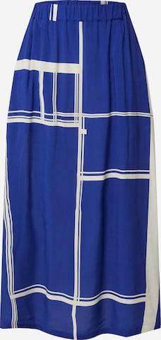 Libertine-Libertine Skirt 'Box' in Blue