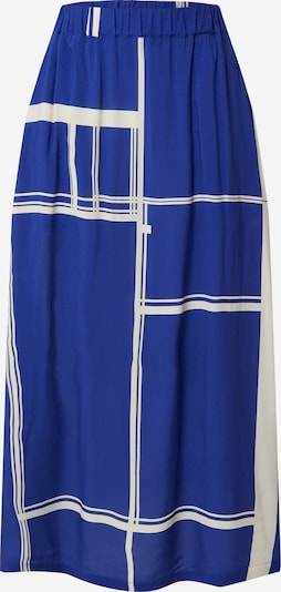 Libertine-Libertine Skirt 'Box' in blue / white, Item view