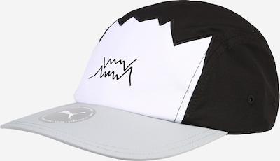PUMA Sportovní kšiltovka 'Basketball 5 PNL' - černá / bílá, Produkt