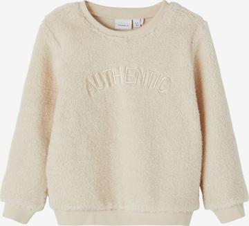 Sweat-shirt 'Odessa' NAME IT en beige