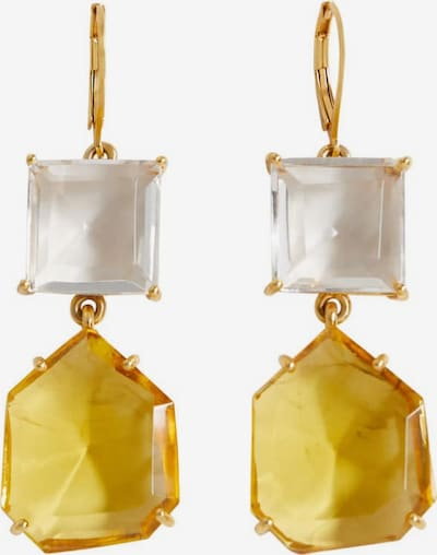 MANGO Ohrringe in gold, Produktansicht