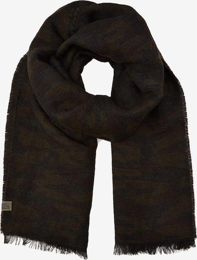 CAMEL ACTIVE Schal in braun / mischfarben, Produktansicht