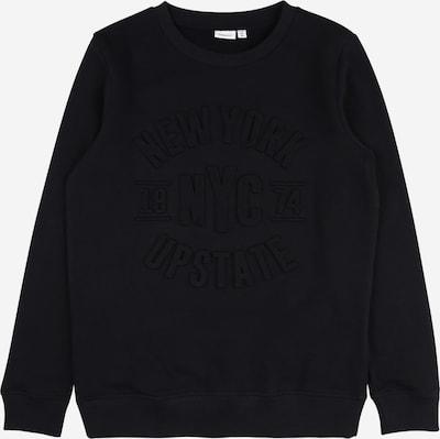 NAME IT Sweatshirt 'York' in nachtblau, Produktansicht
