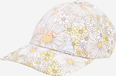 LEVI'S Cap in Yellow / Light yellow / Graphite / Pastel orange / White, Item view
