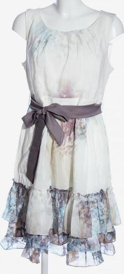 Young Couture by BARBARA SCHWARZER Volantkleid in XL in blau / pink / weiß, Produktansicht