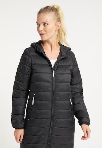 ICEBOUND Winter Coat in Black